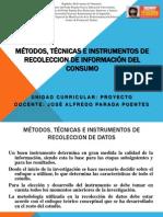 Metodos Recoleccion de Informacion