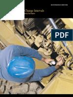 Optimizing Oil Change Intervals