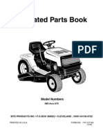Yard Machines Lawn Tractor Parts Book