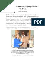 """Free Africa Foundation"
