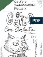 Gato Con Corbata - Petosky 2012