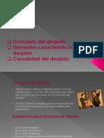 Exposicion de Derecho (Ppt Grupal)