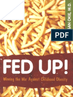 Fed Up Winning the War Against Childhood Obesity