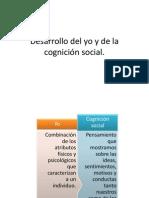 Desarrollo del yo y de la cognición social