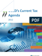 OECD Current Tax Agenda 2012