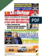 LE BUTEUR PDF du 16/05/2009