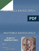 Anatomia Radiolgica Respiratorio