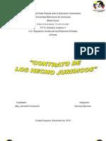 EL HECHO JURÍDICO