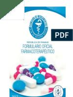 Formulario Oficial Farmacoterapeutico - 2012
