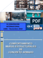 Viviendas Sociales ACI 2010