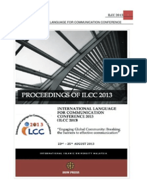 ilcc proceedings speech synthesis foreign language