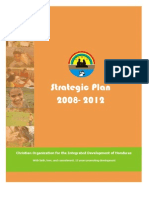Strategic Plan of OCDIH 2008-2012