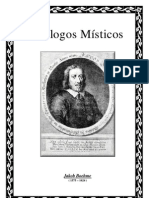 Boehme Jakob - Dialogos Misticos