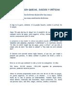 UN MUNDO SIN QUEJAS, JUICIOS Y CRÍTICAS.doc