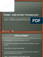 Pt9305 - Web Offset Technology