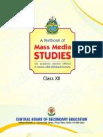 Mass Media Class-xii (1)