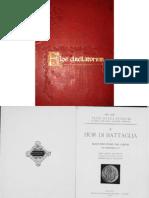 Flos Duellatorum - Fiore Dei Liberi  1902