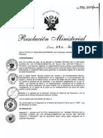 Rm n776-2004historia Clinica