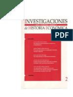 12 Investigaciones de Historia EconÓMica • Jan Luiten Van