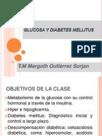 Glicemia y Diabetes Ust 2013