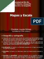 Mapas y Escala