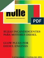 Bujias Para Diesel (Holle)