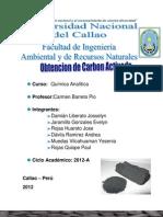 MÉTODOS DE OBTENCIÓN DE CARBÓN ACTIVADO (2)