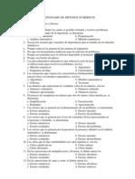 Cuestionario de métodos numéricos