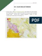 3.Bab III (Kajian Geologi Tambang)-Internal 3 Juni 09