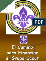 11. El Camino Para Financiar El Grupo Scout