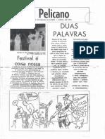 O PELICANO, abril de 1976