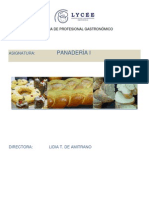 5 - PANADERÍA