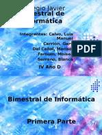 Bimestral de Info