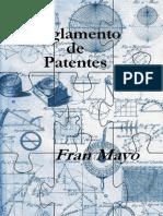Reglamento de Patentes