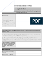 Bhc External Application Form - 3713
