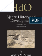 Ajanta History and Development Cave by Cave