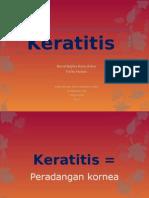 Pp Keratitis
