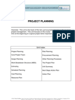 Project Planning 9