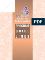 Guidelines_e Japan Foundation