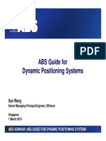ABS Dynamic Positioning Systems-Ppt 2013