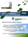 Asbestos Management Presentation