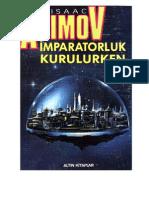1.Imparatorluk Kurulurken Isaac Asimov