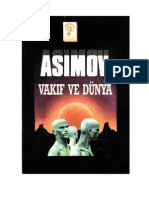 7.Vakif Ve Dunya Isaac Asimov