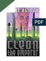 Asimov, Isaac Cleon El Emperador