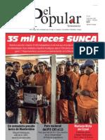 El Popular 233 PDF Órgano de prensa del Partido Comunista de Uruguay.