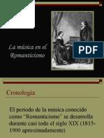 El Romantisicmo - Colectiva 2º Piano-