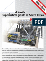 Medupi Kusile South Africa Editorial