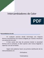 Intercambiadores de Calor1