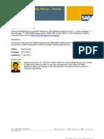SRM-MDM Catalog Setup - Ready Reference