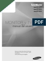 Manual Tv Samsung Bn46-00276c-Spa